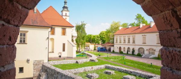 Z czego Kraków budowano