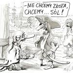 II Plener satyryków,Muzeum Żup Krakowskich Wieliczka (6)