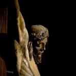 Figura Chrystusa ukrzyżowanego, XVII w.