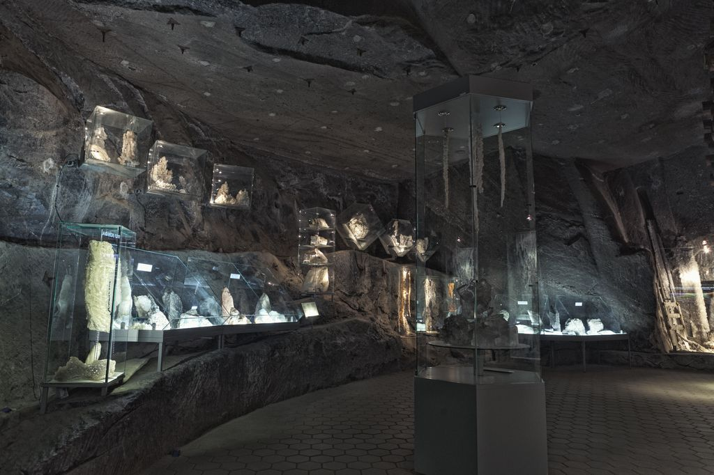 Mine – Museum Route