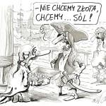II Plener satyryków,Muzeum Żup Krakowskich Wieliczka