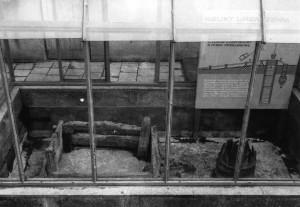 Rezerwat archeologiczny z reliktami średniowiecznej studni solankowej