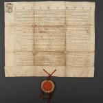 Zygmunt III zatwierdza nowe artykuły do statutu cechu bednarzy i siodlarzy