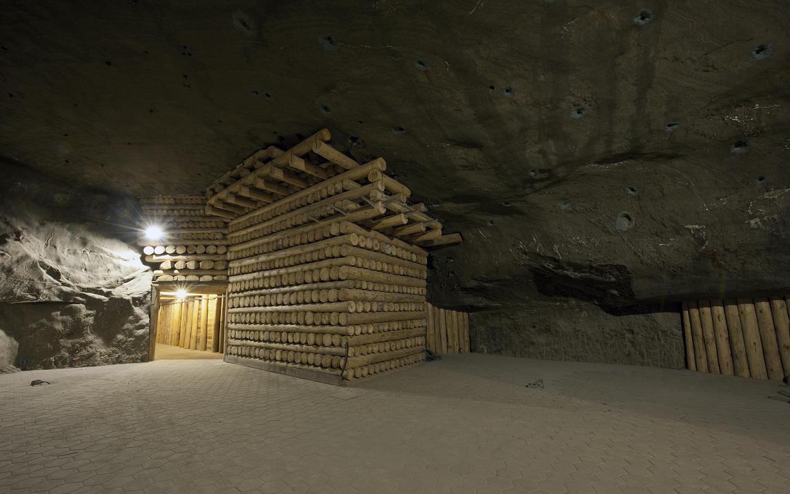 W komorach Aleksandrowice ukończono prace górnicze