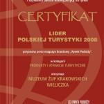 lider polskiej turystki 2008