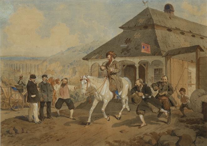 Wystawa Koń w malarstwie polskim