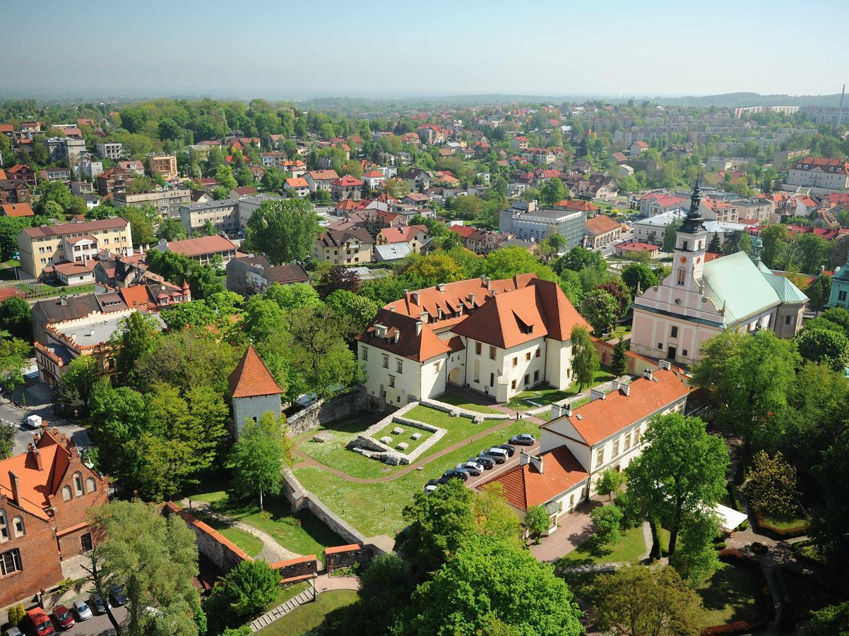 Zamek Żupny trafi na listę UNESCO?