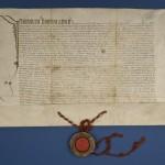 Dokument z 1510 r. króla Zygmunt  I
