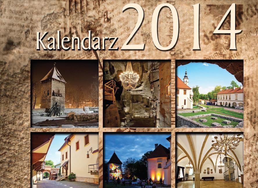 Kalendarz muzealny na rok 2014