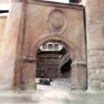 Zamek Żupny, makieta z brązu, Muzeum Żup Krakowskich Wieliczka (1)