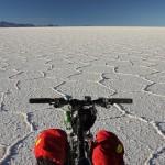 distinction:  Piotr Strzeżysz, Salar de Uyuni, Bolivia