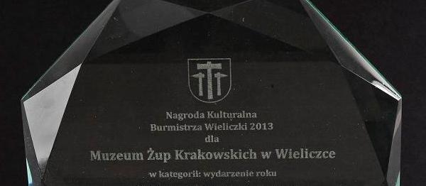nagroda burmistrza 2013 a