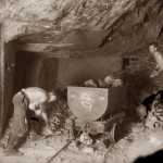 Praca górników, fot. W. Gargul 1