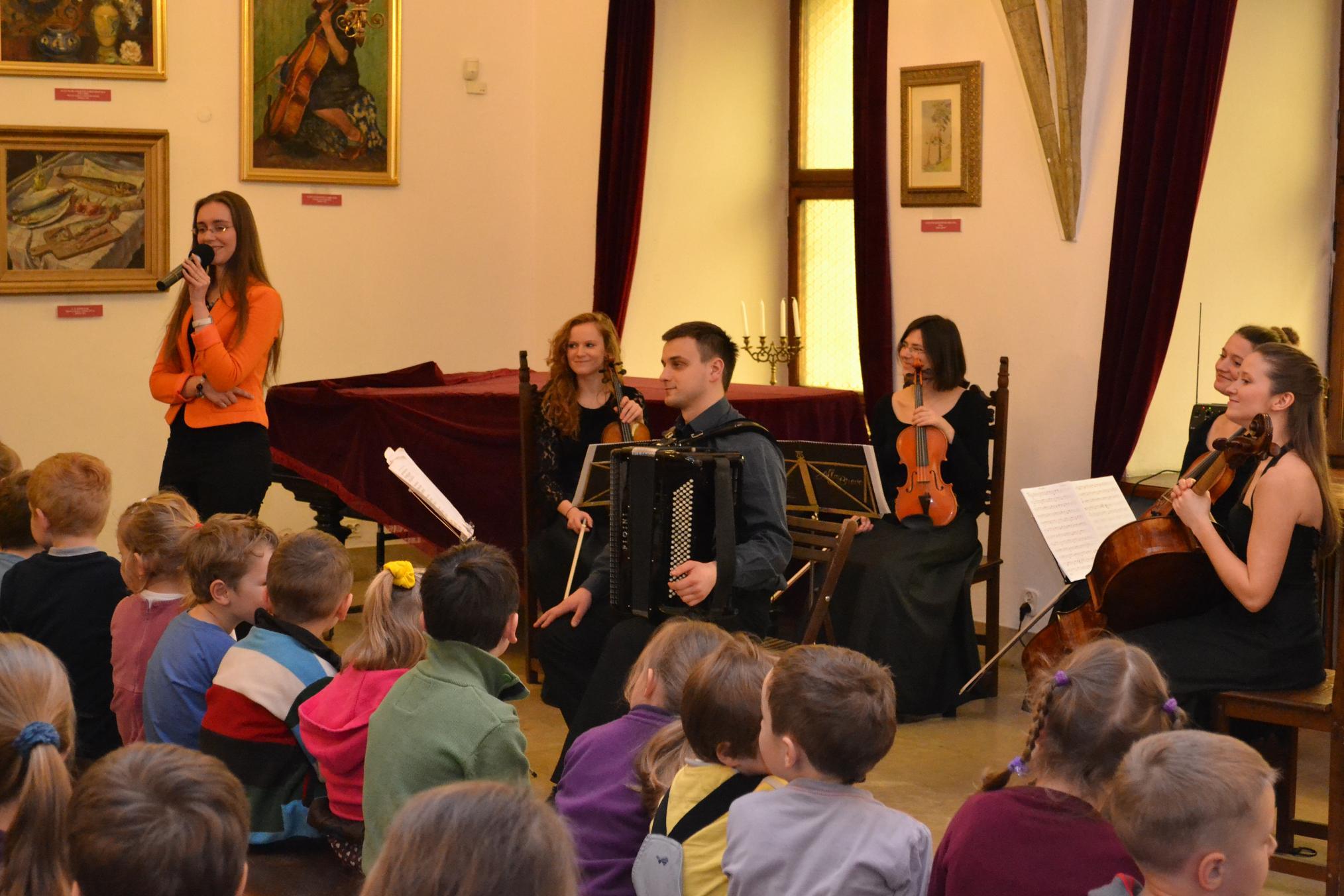 Koncert dla dzieci: Uwertura czyli wielkie otwarcie