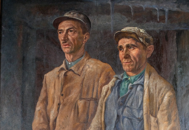 Exhibition: Mining in Art – Art in Mining
