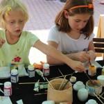 Malowanie solniczek
