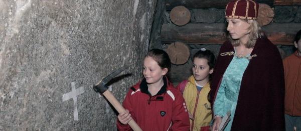 Muzeum Żup Krakowskich Wieliczka, dla dzieci (17)