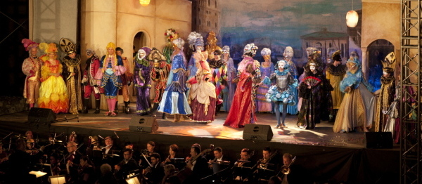600 Summer Music Festival Wieliczka, Zamek Żupny 2014 (1)
