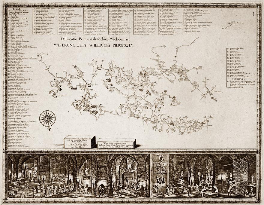 Wystawa: Kartografia górnicza