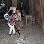 Lato w Muzeum, I ty możesz zostać górnikiem, Muzeum Żup Krakowskich Wieliczka, fot. L. Kostuś (11)