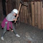 Lato w Muzeum, I ty możesz zostać górnikiem, Muzeum Żup Krakowskich Wieliczka, fot. L. Kostuś (12)