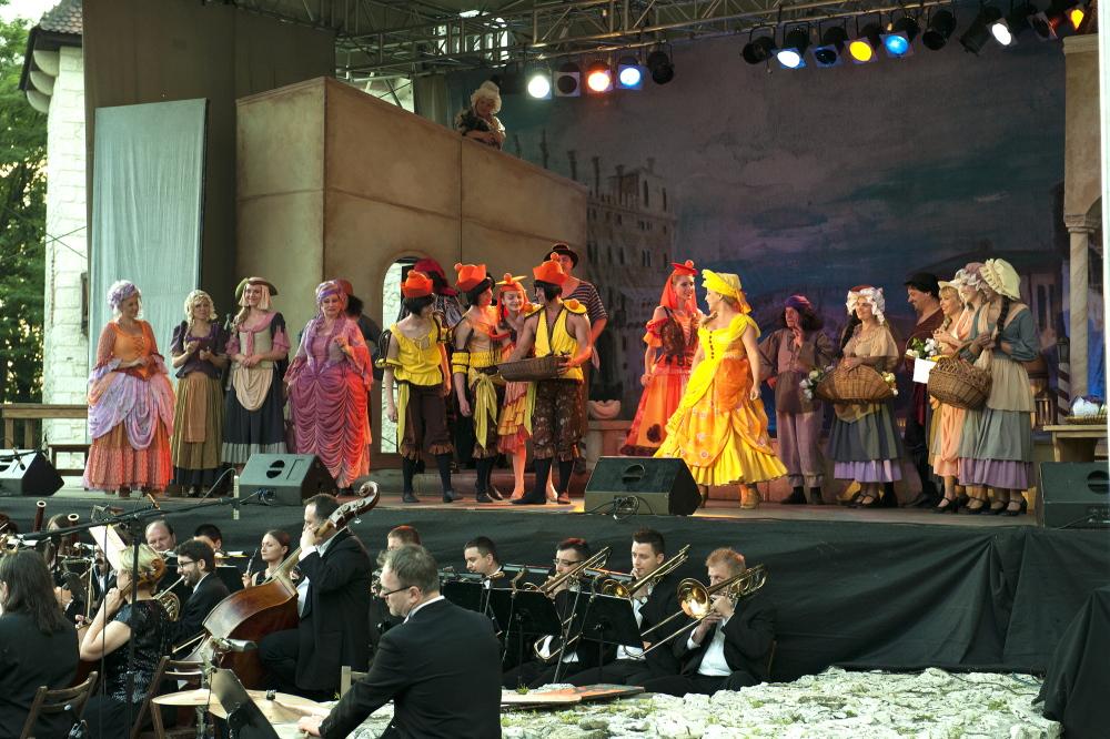Summer Music Festival Wieliczka 2018