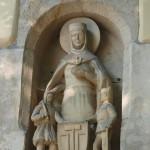 św. Kinga - Józef  Kowalczyk,  Muzeum Żup Krakowskich Wieliczka