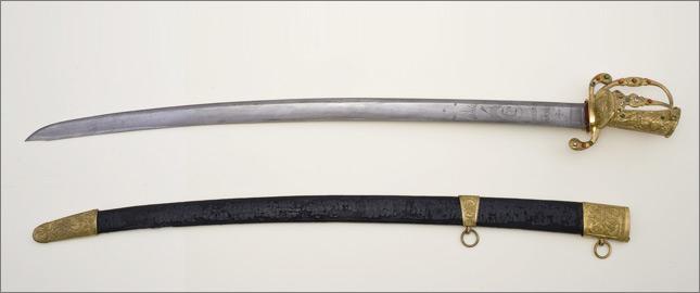 Wystawa: Broń paradna i zdobiona