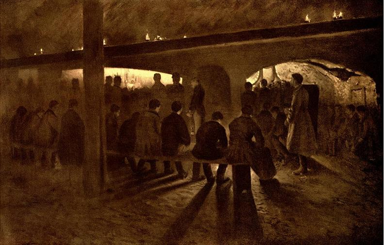 Wystawa: Zaginione obrazy Wieliczki Piotra Stachiewicza