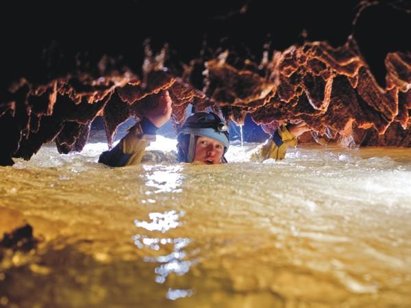 Wystawa: Podziemne krajobrazy