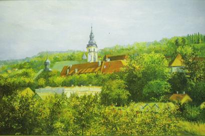 Wystawa: Z Wieliczki rodem. Pejzaże Kingi Olesiak-Legg