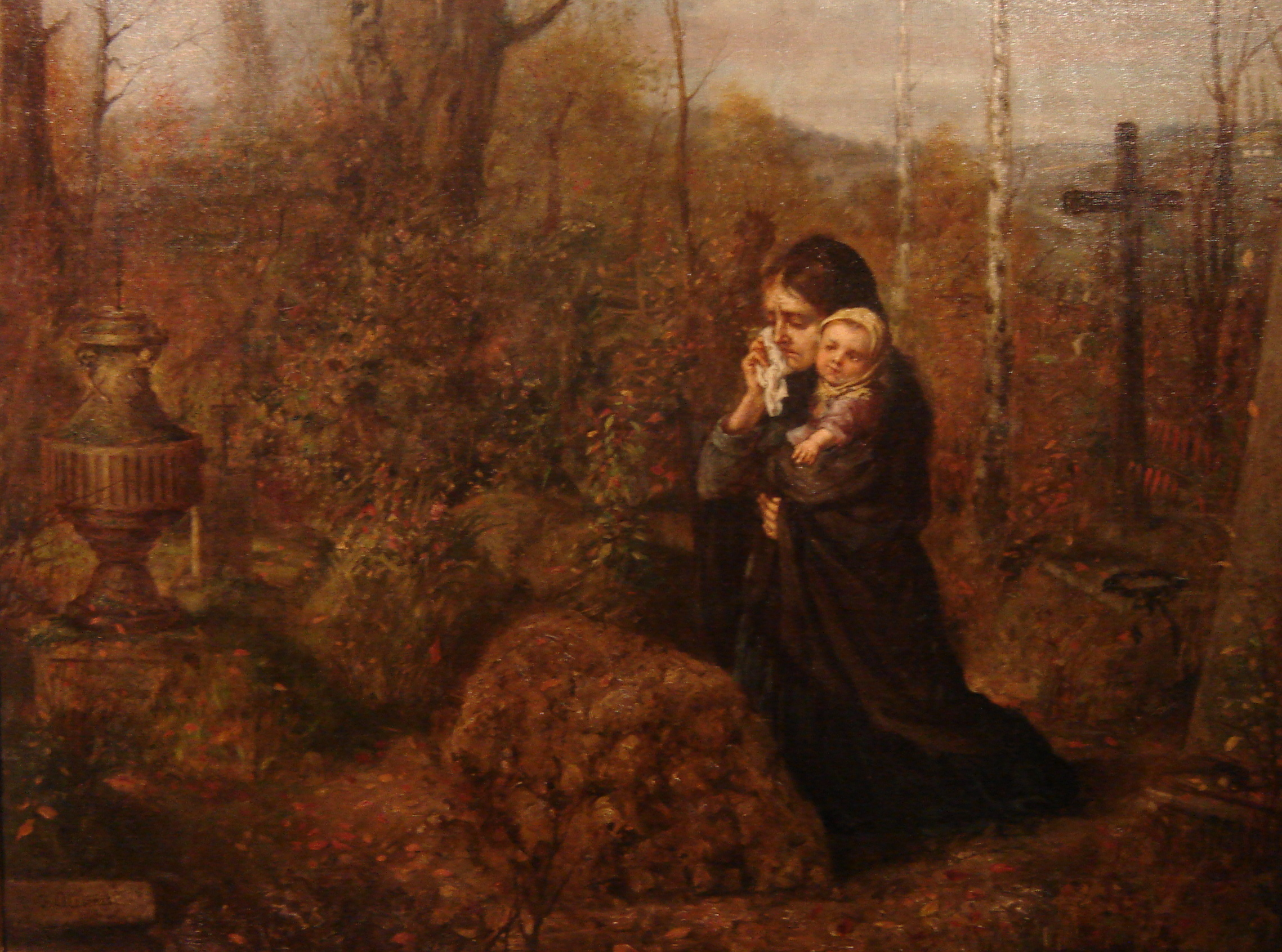 Wystawa: Ferdynand Olesiński – malarstwo w kręgu rodzinnym
