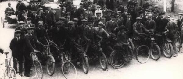 Cykliści z Wieliczki, Muzeum Żup Krakowskich Wieliczka