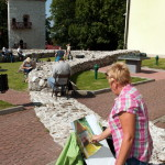Muzeum Żup Krakowksich Wieliczka, plener niepełnosprawnych  6