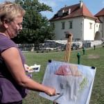Plener Artystów Niepełnosprawnych 2013, Muzeum Żup krakowskich Wieliczka (2)