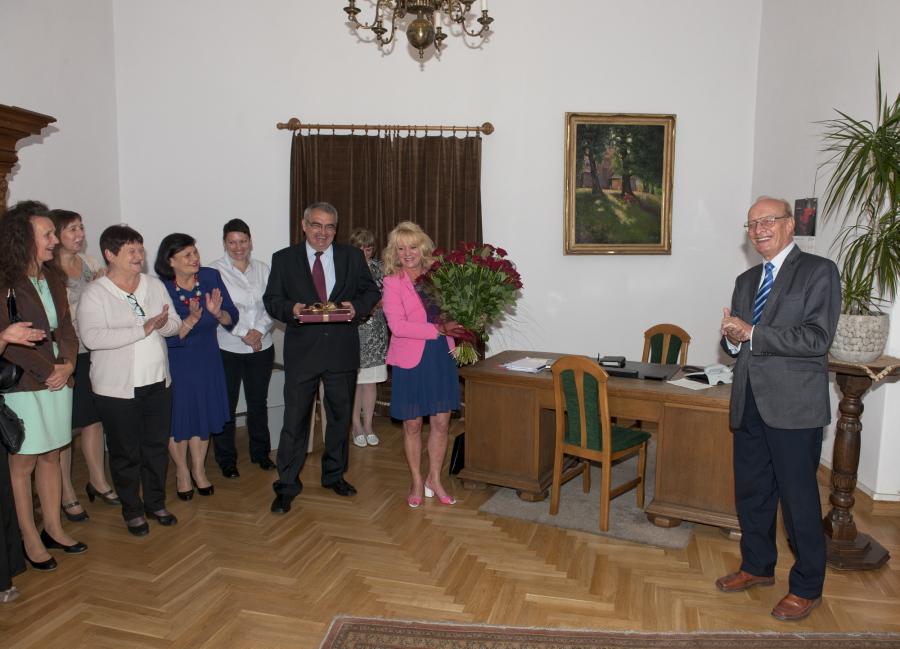 prof. Jodłowski, Muzeum Żup Krakowksich Wieliczka