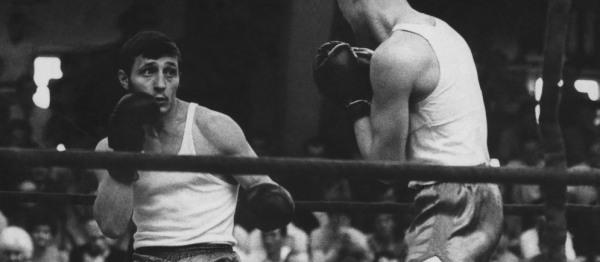 262 Grzegorz Bohosiewicz na ringu, 2 poł. XX w. Muzeum Wieliczka