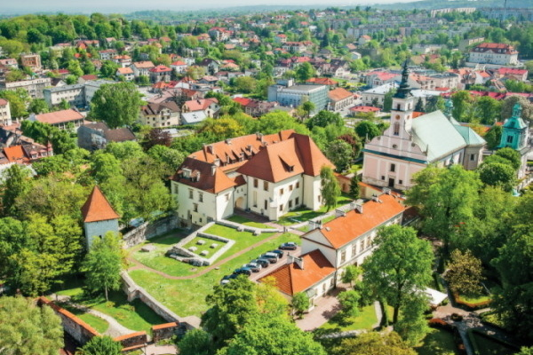 Konkurs: Zamki i Pałace w kraju nad Wisłą