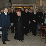 poświęcenie kaplicy, Muzeum Żup Krakowskich Wieliczka (10)