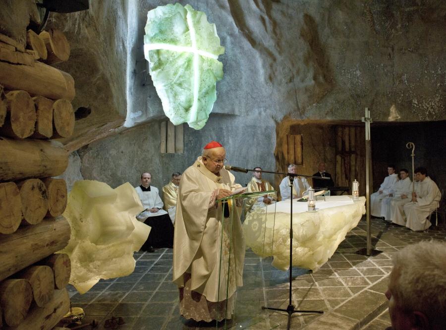 Multimedialna kaplica pw. św. Jana Pawła II