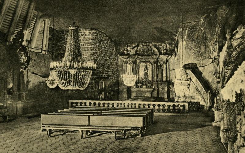 Wykład: Kaplica św. Kingi na starej fotografii