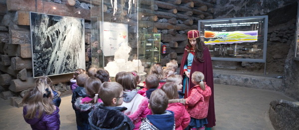 Muzeum Żup Krakowskich Wieliczka, dla dzieci