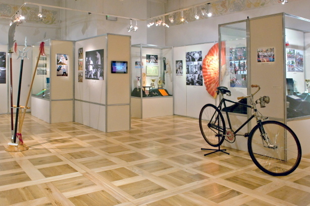 Exhibition: Sport in Wieliczka 19th and the 21st C