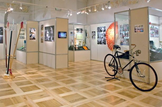 Wystawa: Sport w Wieliczce XIX – XXI w.