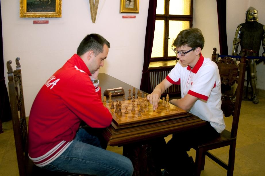 Zagraj z arcymistrzem Janem-Krzysztofem Dudą