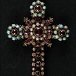 Krzyż, Siedmiogród, XVIII/XIX w., Salon Antyków Kolekcjoner Nowy Sącz