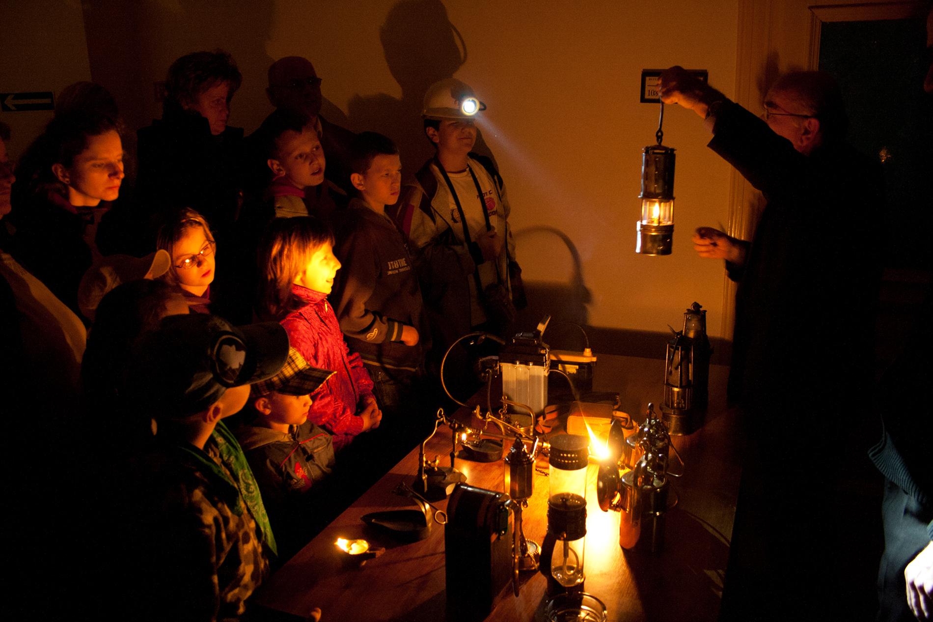 Noc Muzeów – Noc Światła
