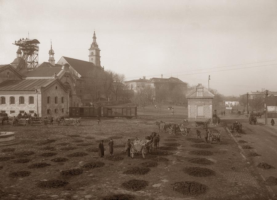 Spotkanie: Wieliczka na dawnej fotografii