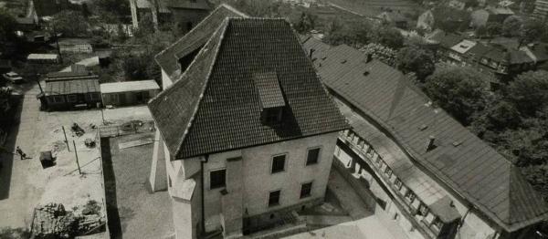 Zamek Żupny 1985 wieliczka