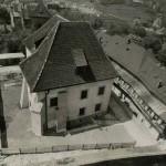 Zamek Żupny 1985 , fot Muzeum Żup Krakowskich Wieliczka 1985